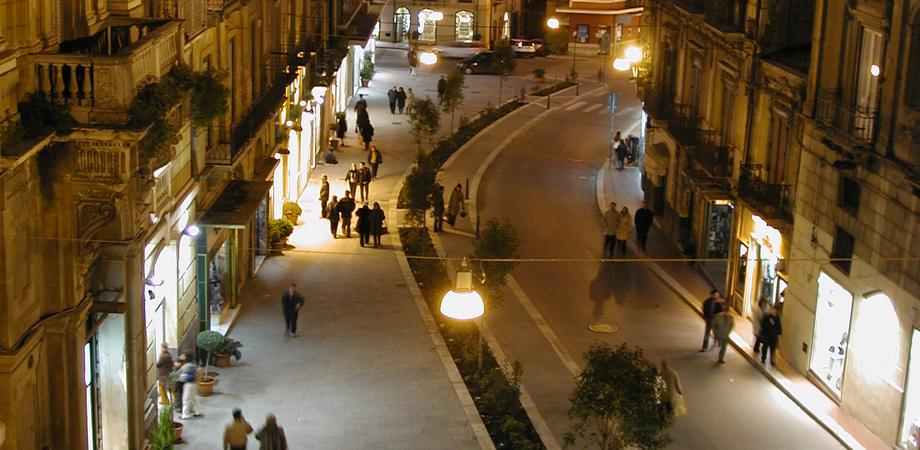 Lo spauracchio dei lavori in Corso Vittorio Emanuele spaventa i commercianti