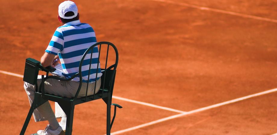 """Reale: """"Vi racconto la mia esperienza da capo arbitro sui campetti di tennis"""""""
