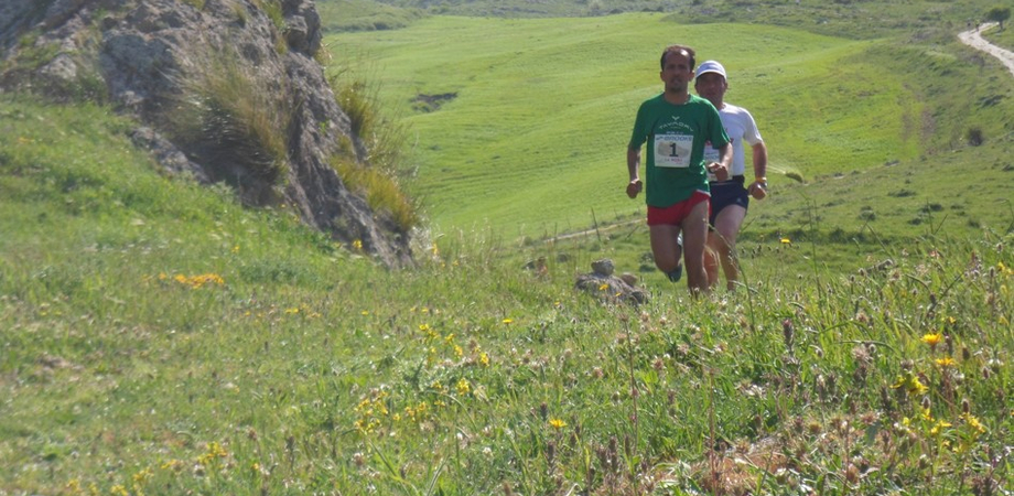 Ecotrail a Caltanissetta, domenica si corre nella natura