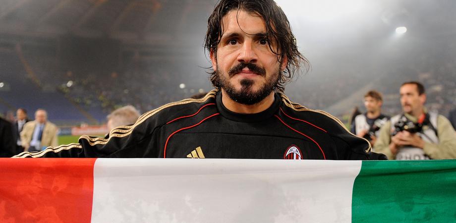 Il Ringhio del Palermo con Gattuso, nuovo allenatore rosanero