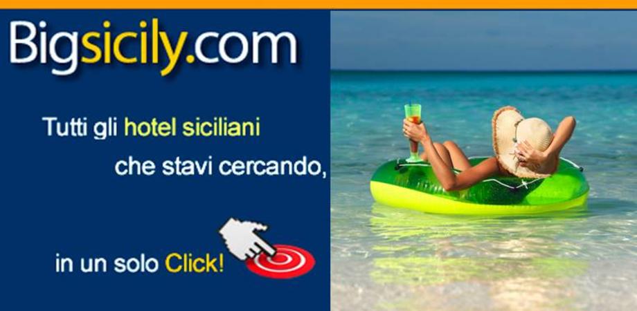 Nasce Bigsicily.com, il portale degli hotel siciliani. Clicca per vedere le offerte dell'estate