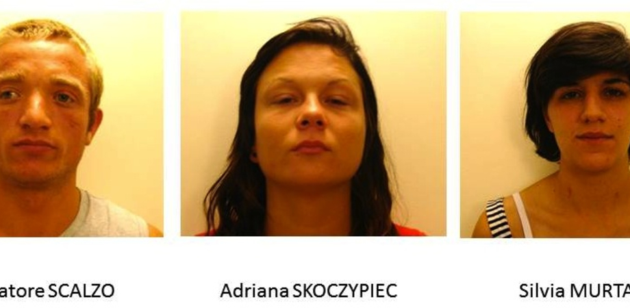 San Cataldo: i carabinieri arrestano latitante polacca con i due vivandieri