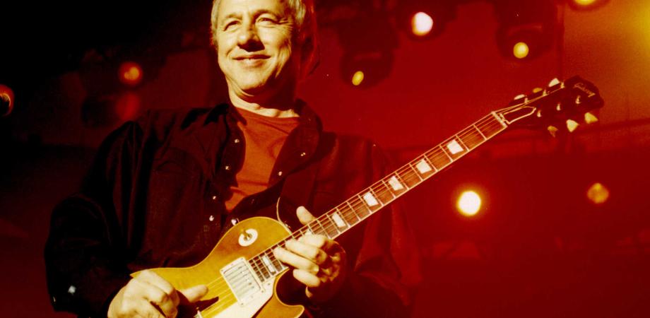 Mark Knopfler, ex leader dei Dire Straits, martedì in concerto a Taormina
