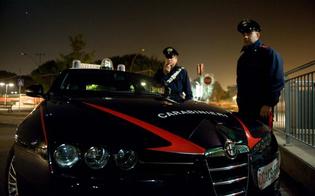 Gela, 5 chili di droga nel bagagliaio: inseguito e arrestato dai carabinieri