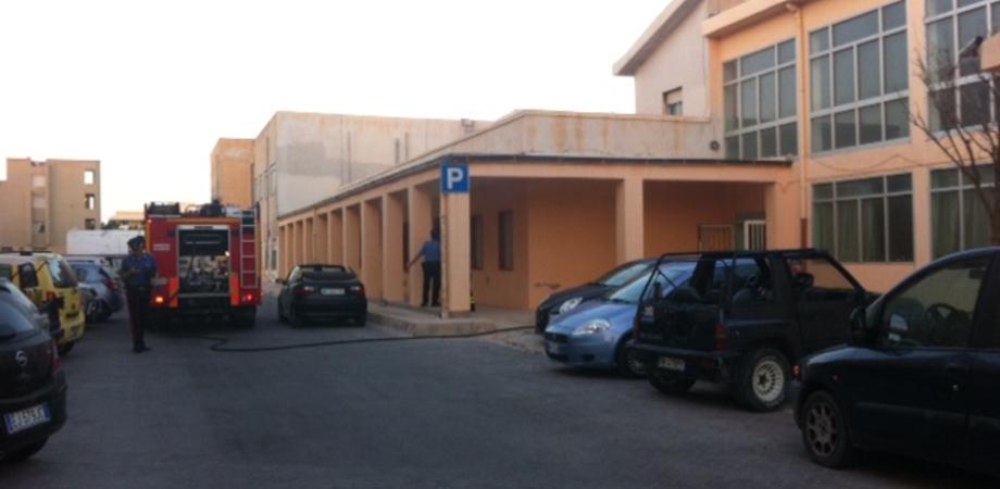 """Lampedusa, vandali incendiano la scuola """"Luigi Pirandello"""""""