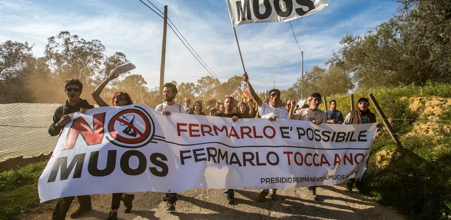No Muos, Niscemi si prepara alla grande manifestazione del 9 agosto