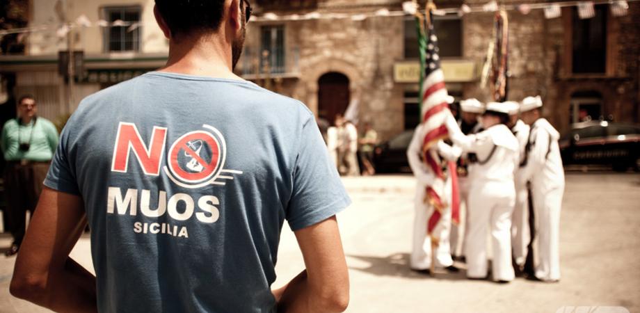 Denunce e fogli di via da Niscemi per attivisti No Muos dopo il corteo