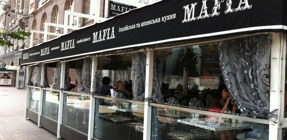 """""""Troppi ristoranti italiani ed esteri pubblicizzano la mafia, occorre impedire l'oltraggio alla Sicilia"""""""