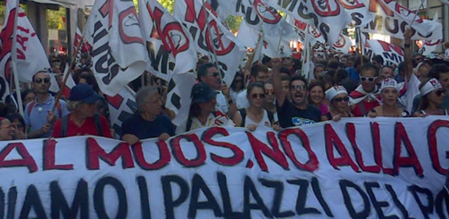No Muos, il popolo anti-radar scende in piazza il 30 novembre a Palermo