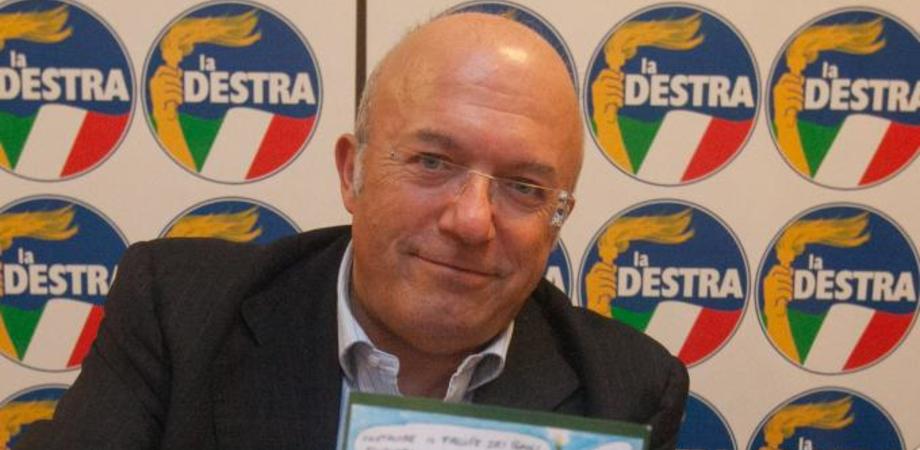 """Storace: """"Stranamore Crocetta, con lui ingigantiti i problemi della Sicilia"""""""