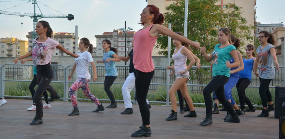"""""""Estate Tranquilla"""" al Palmintelli con tango, pilates e danza"""
