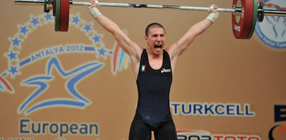 Pesistica: Mirco, ragazzo... d'oro. Il nisseno vince gli Europei juniores