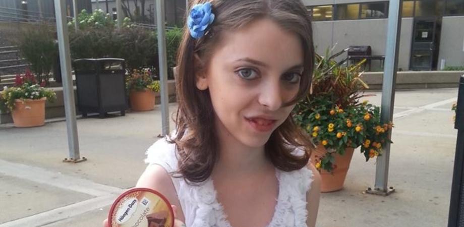 Chiara Cumella, a luglio un altro intervento negli Usa. Caltanissetta mobilitata per aiutare la quindicenne