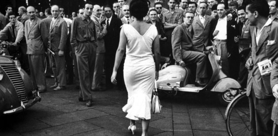 Il gusto vintage della foto, a Paternò una mostra celebra Mario De Biasi