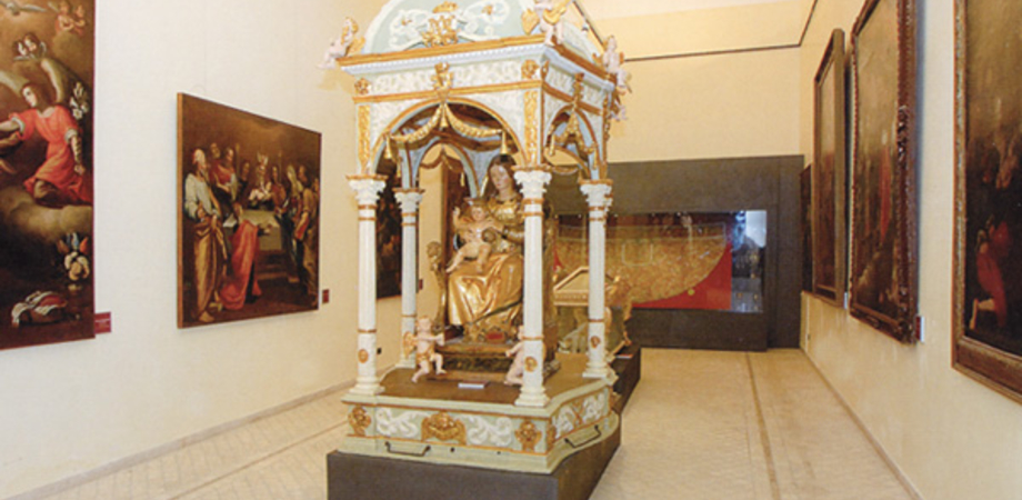 Alla scoperta del Museo Diocesano di Caltanissetta. Nel weekend opere inedite fruibili ai visitatori
