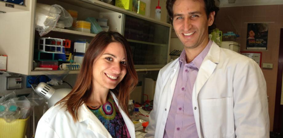 Michele e Rossella, ricercatori nisseni uniti nella vita e nella lotta al cancro al seno