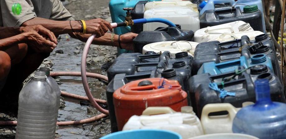 Caltanissetta: rubinetti a secco, bufera su Caltaqua. Domani riprende l'erogazione idrica