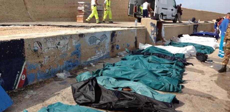 Lampedusa, naufraga barcone di profughi: oltre 80 morti, 250 dispersi