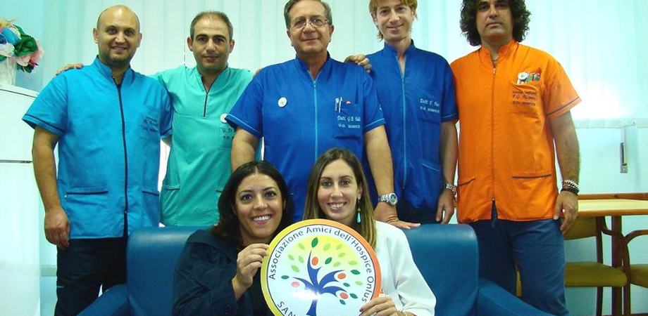 """""""Dona un libro all'Hospice"""", l'iniziativa per i degenti dell'ospedale di San Cataldo"""