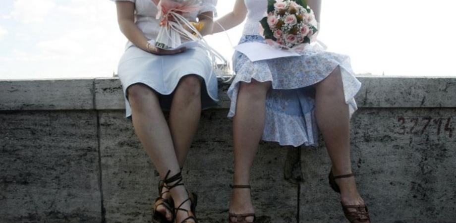Prima coppia iscritta in registro unioni civili a Enna: sono due donne