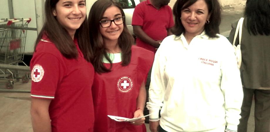 Nisseni generosi per la raccolta degli alimenti promossa dalla Croce Rossa