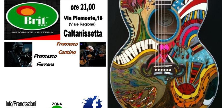 """Food&music, venerdì sera al Brit Italia ci sono """"Il Gatto e la Volpe"""""""