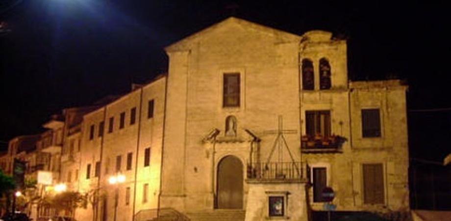 Rubato denaro e oro dal  convento francescano di Mussomeli