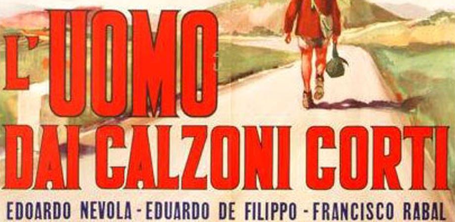 L'Uomo dai Calzoni corti Edoardo Nevola torna a Caltanissetta domenica 1 dicembre