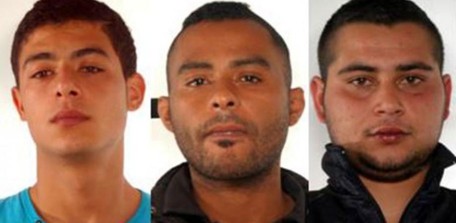 """""""Rivuoi la borsa rubata? Dacci i soldi"""": arrestati tre stranieri nel Nisseno"""