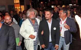 Beppe Grillo a Palermo, sabato e domenica la festa