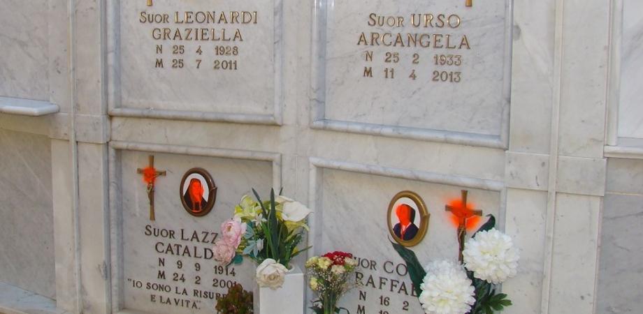 Il raid sacrilego al cimitero di San Cataldo, svolta vicina: la Digos valuta le posizioni di alcune persone