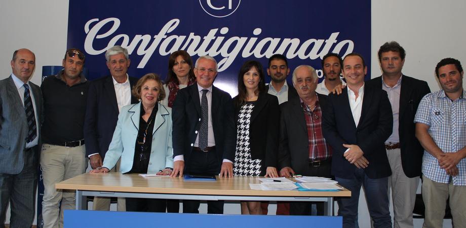 Confartigianato Caltanissetta, direttivo completato con i tre vicepresidenti e dei responsabili categoria
