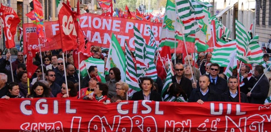 Formazione professionale, mobilitazione dei sindacati in tutta la Sicilia. Proclamate quattro giornate di sciopero