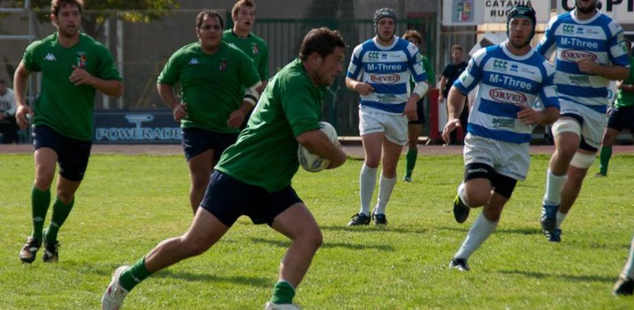 Nissa Rugby si prepara a battere il CUS Catania