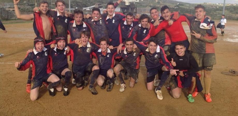 Sesta giornata di campionato: Doppia vittoria della Nissa Rugby contro l'ASD Miraglia Rugby