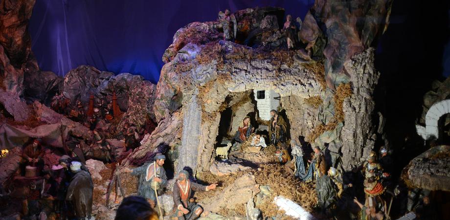 Gela, presepe vivente a Santa Maria di Betlemme: un viaggio nella luce della natività