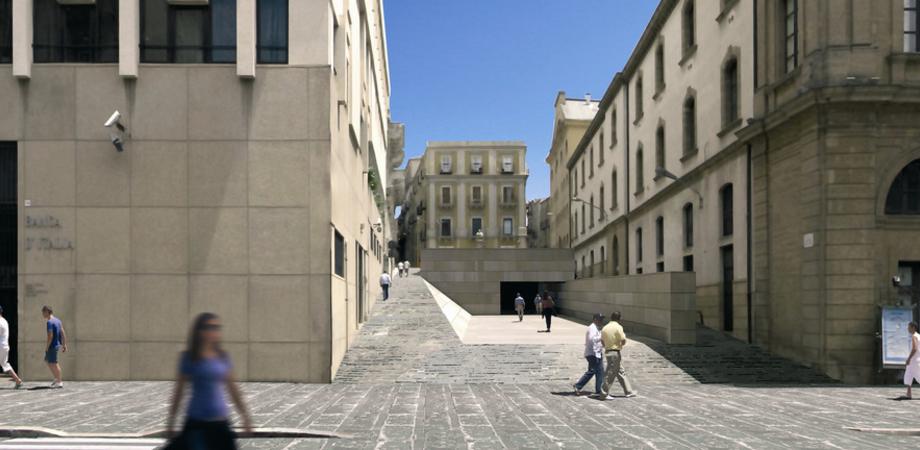 Un museo negli ex rifugi antiaereo di Salita Matteotti: appalto da 2 milioni, pubblicato il bando di gara