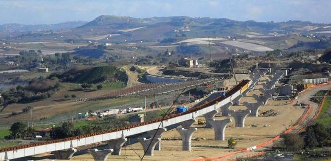 Statale 640, si inaugura nuova parte del tracciato tra Favarella e Grottarossa