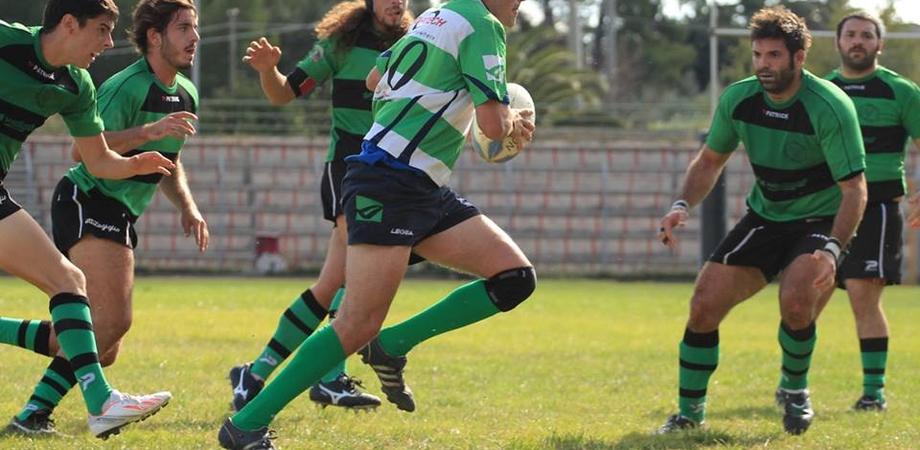 Grande vittoria della Nissa Rugby alla prima giornata di ritorno: Le Aquile battute per 94 -13