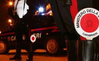 Caltanissetta, sfugge all'alt: inseguito dai carabinieri si schianta in via Don Minzoni