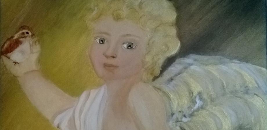 Forme nell'immaginario: venerdì inaugurazione della mostra pittorica di Adriana Sillitti