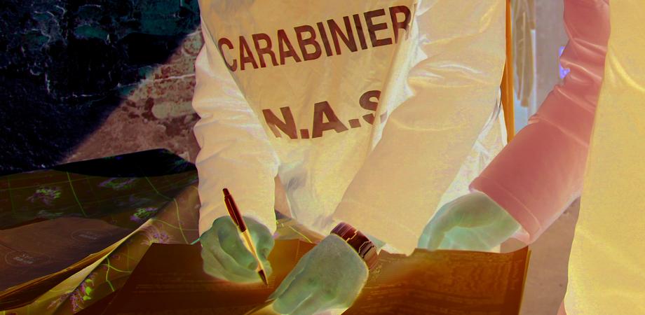 Lavoro nero, chiusi due ristoranti a Caltanissetta. I carabinieri elevano maxi sanzioni per 150mila euro