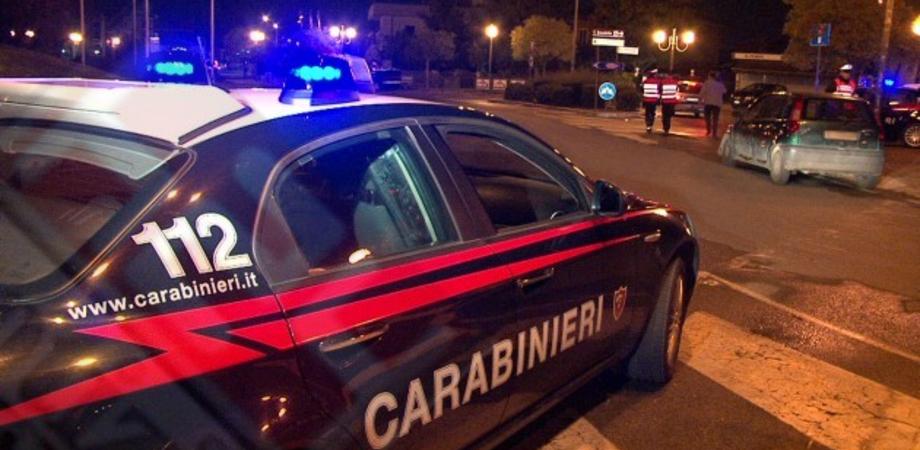 San Cataldo. Rubano armi, soldi e gioielli per un valore di 20mila eruo: quattro arrestati dai carabinieri