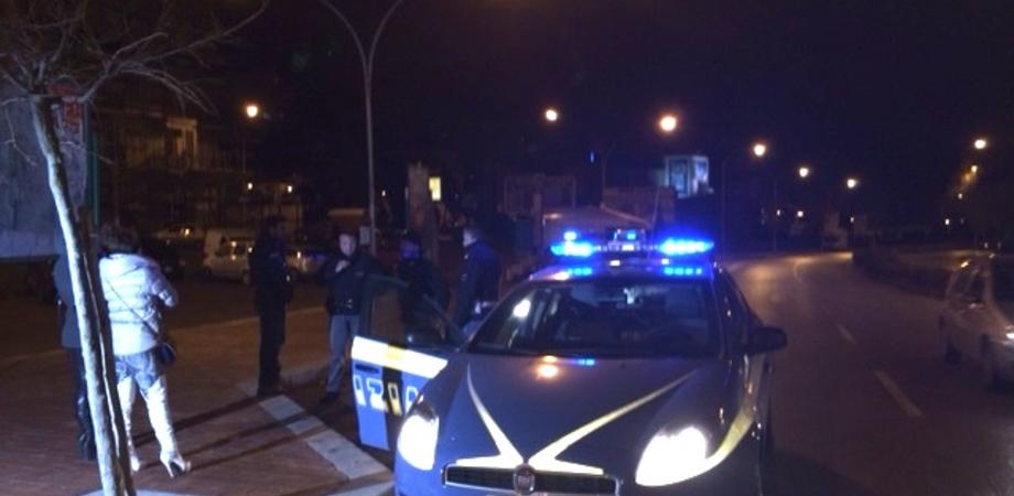 """""""Lucciola"""" allontanata ritorna a Caltanissetta. La Polizia denuncia giovane romena dopo incidente stradale"""