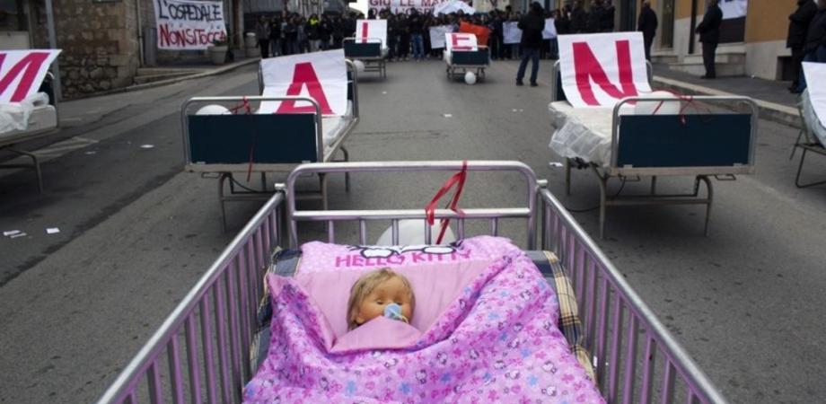 """Punto nascita Mussomeli, la Cgil Caltanissetta alla Regione: """"Concedere la proroga, no alla chiusura"""""""