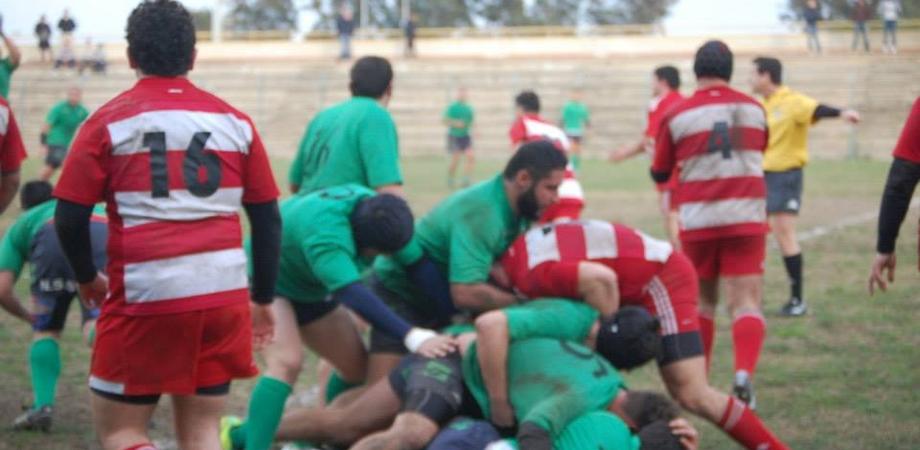 La Nissa Rugby perde con onore al Santa Maria Goretti