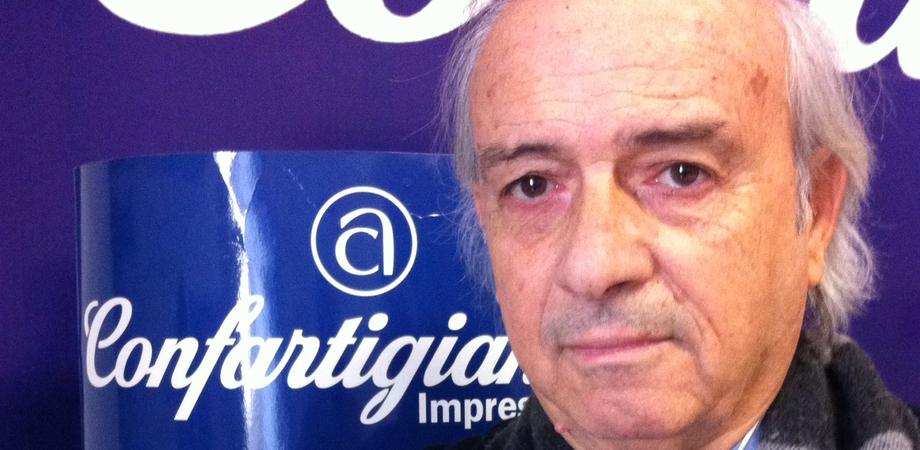 Luigi Ruvio eletto presidente della commissione provinciale dell'artigianato