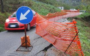 Strada off-limits per contenzioso tra Caltanissetta e Agrigento, la Coldiretti:
