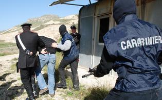 Spaccio di droga nel Nisseno, blitz dei carabinieri: operaio preso con 100 kg di marijuana