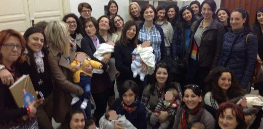 """Le mamme del Cl2: un gruppo di auto sostegno 'pre e post parto"""" nato al consultorio di Caltanissetta"""